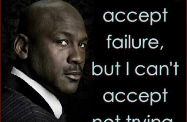 La vertu de l'échec…